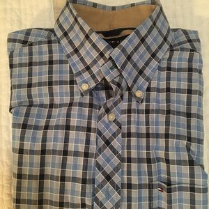 Short sleeve button down Tommy Hilfiger M